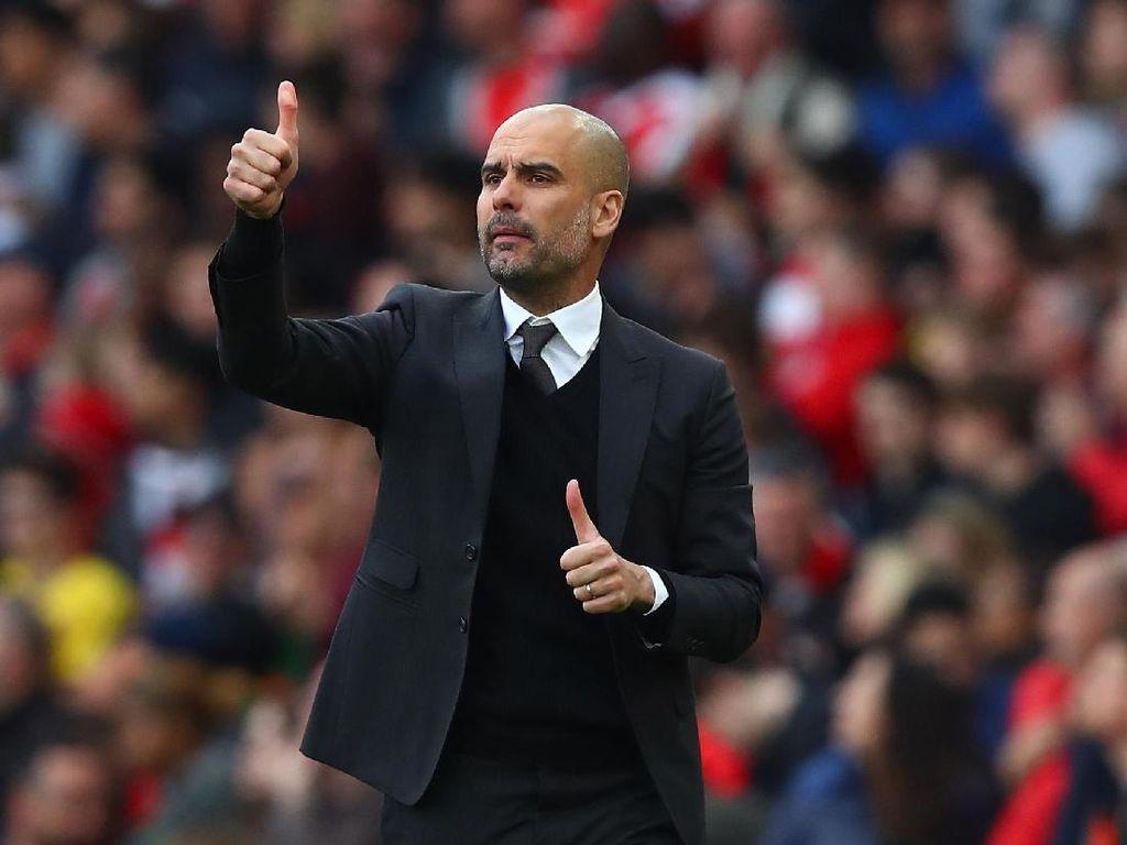 Man City Vs Arsenal: Guardiola Oke Banget Lawan The Gunners