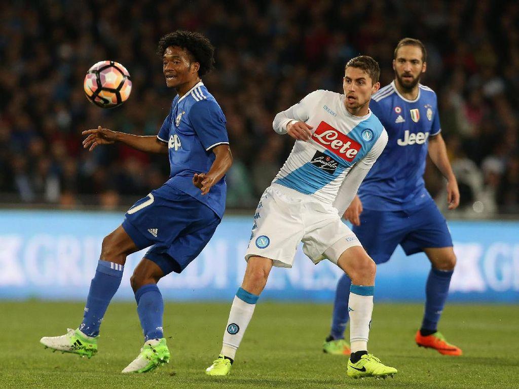 Cannavaro Sebut Empat Tim Akan Berebut Scudetto Sampai Akhir