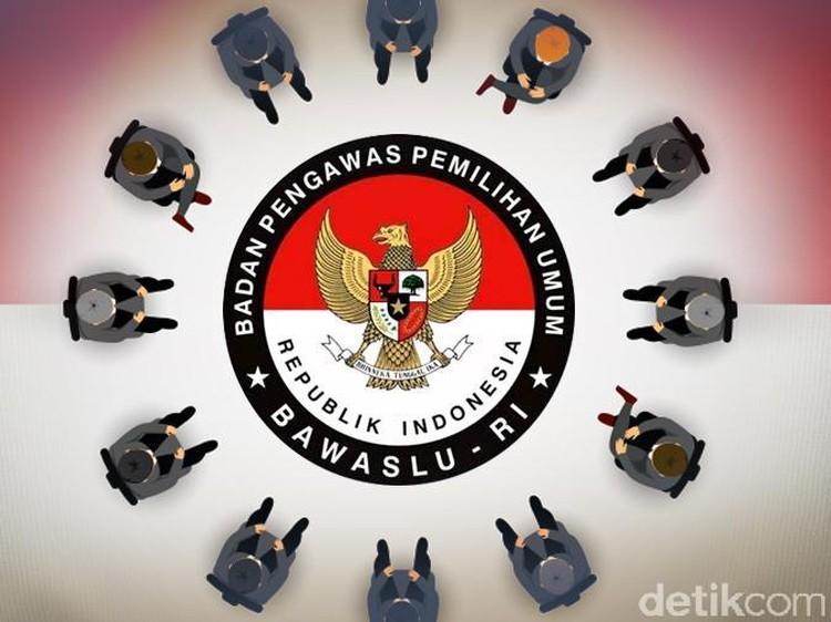 Bawaslu Gelar Sidang Aduan Pendaftaran Parpol Pemilu Besok