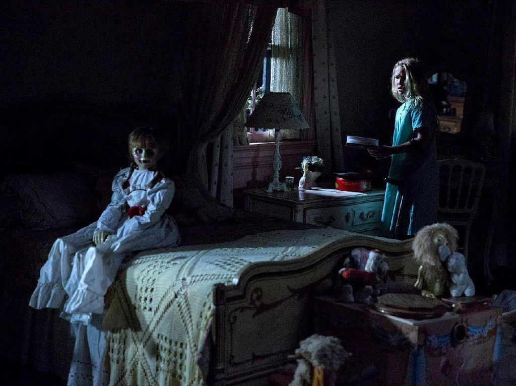 Annabelle Creation, Kembalinya Teror Boneka Berhantu