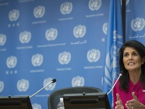 Terkait Aborsi, AS Hentikan Bantuan ke Lembaga PBB