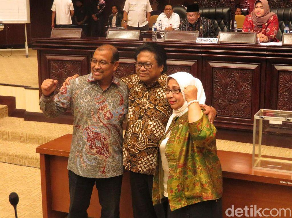Di Bawah Pimpinan OSO, DPD Rombak Alat Kelengkapan Dewan