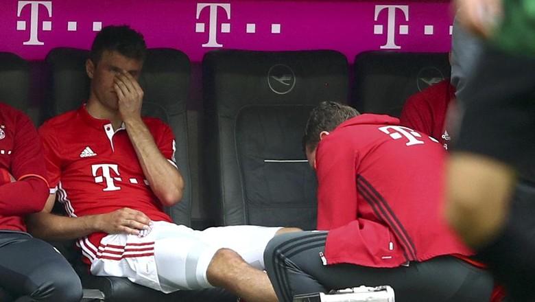 Neuer dan Mueller Dipastikan Fit Lawan Madrid