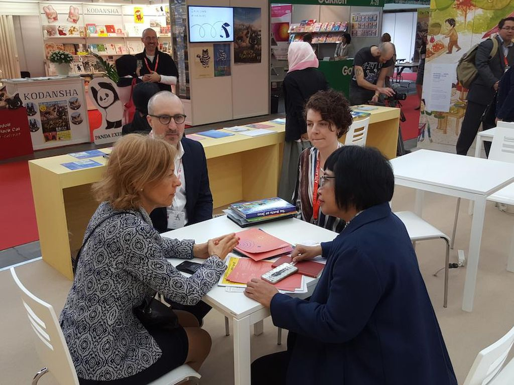 Ketika Negara Lain Berminat pada Literasi Indonesia