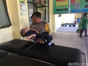 Kisah Bocah Hidrosefalus di Pekanbaru yang Akhirnya Dibawa ke RS