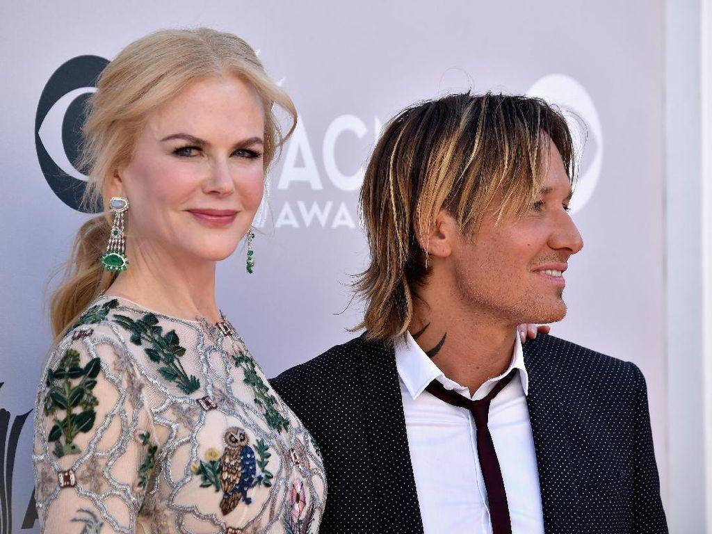 Bareng Nicole Kidman, Keith Urban Juga Buat Konser Digital