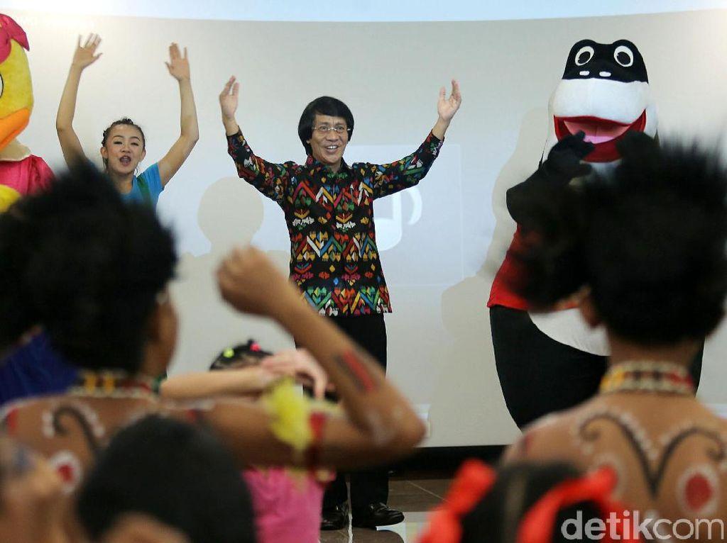 Si Komo Show Meriahkan 47 Tahun Kak Seto Mengabdi