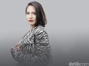 Serunya! Pemotretan Pevita Pearce untuk Celeb of The Month detikHOT