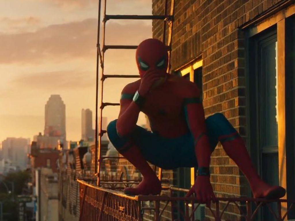 Peter Parker Bakal Punya Kostum Baru di Spider-Man: Homecoming 2