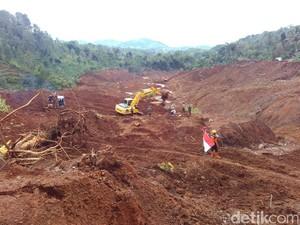 Longsor di Ponorogo akan Difungsikan Jadi Lahan Pertanian