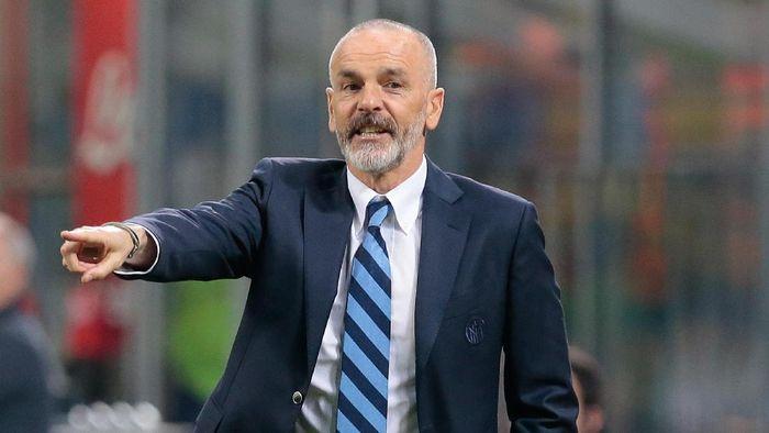 Stefano Pioli jadi kandidat kuat pelatih AC Milan. (Foto: Emilio Andreoli/Getty Images)