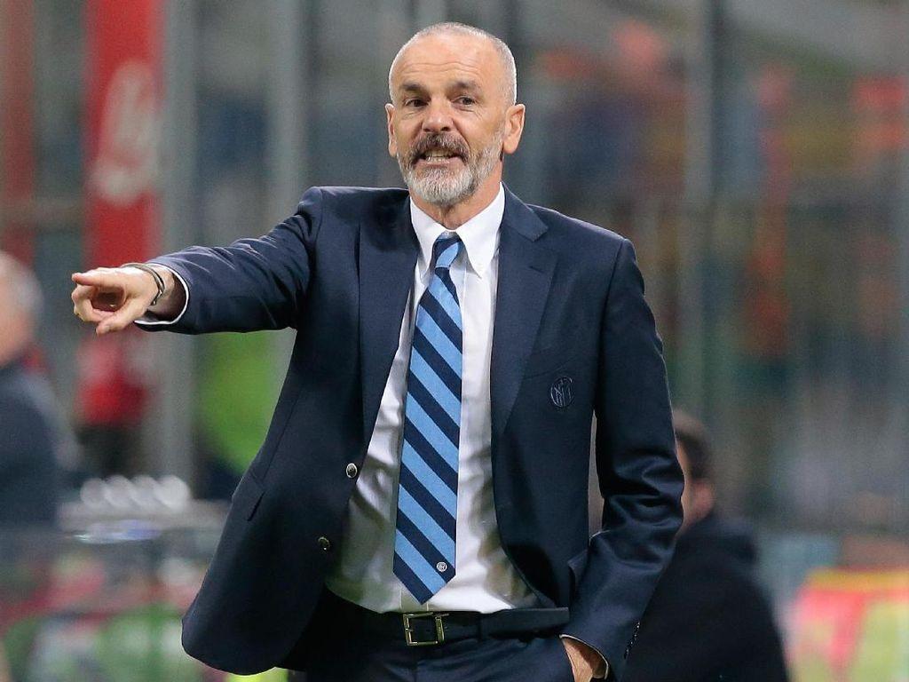 Inter Makin Jauh dari Tiga Besar, Pioli Tak Takut Dipecat