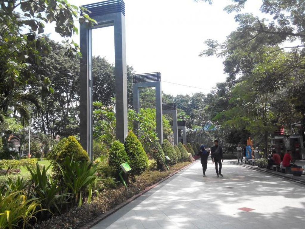 Sudah Ada 390 Taman, Pemkot Surabaya Masih akan Tambah Lagi