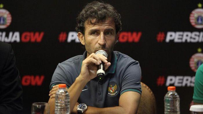 Masih tanda tanya besar soal kelanjutan pembicaraan kontrak Luis Milla dengan PSSI (Dok. PSSI FAI)