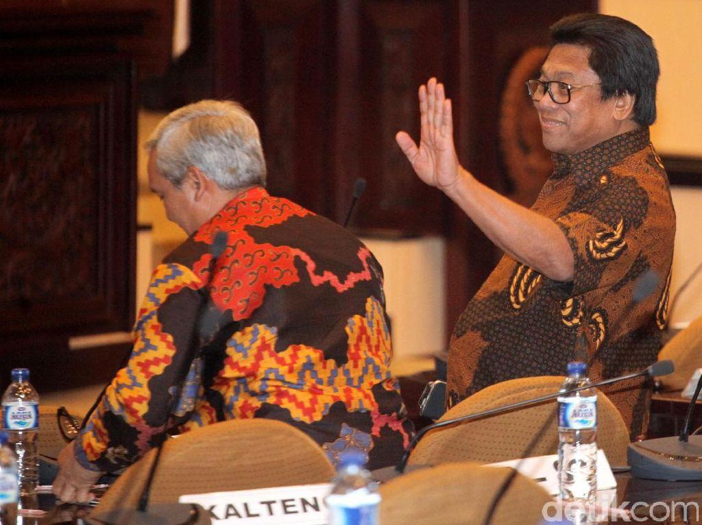 Deadline KPU Hari Ini, OSO Tetap Tak Serahkan Surat Pengunduran Diri
