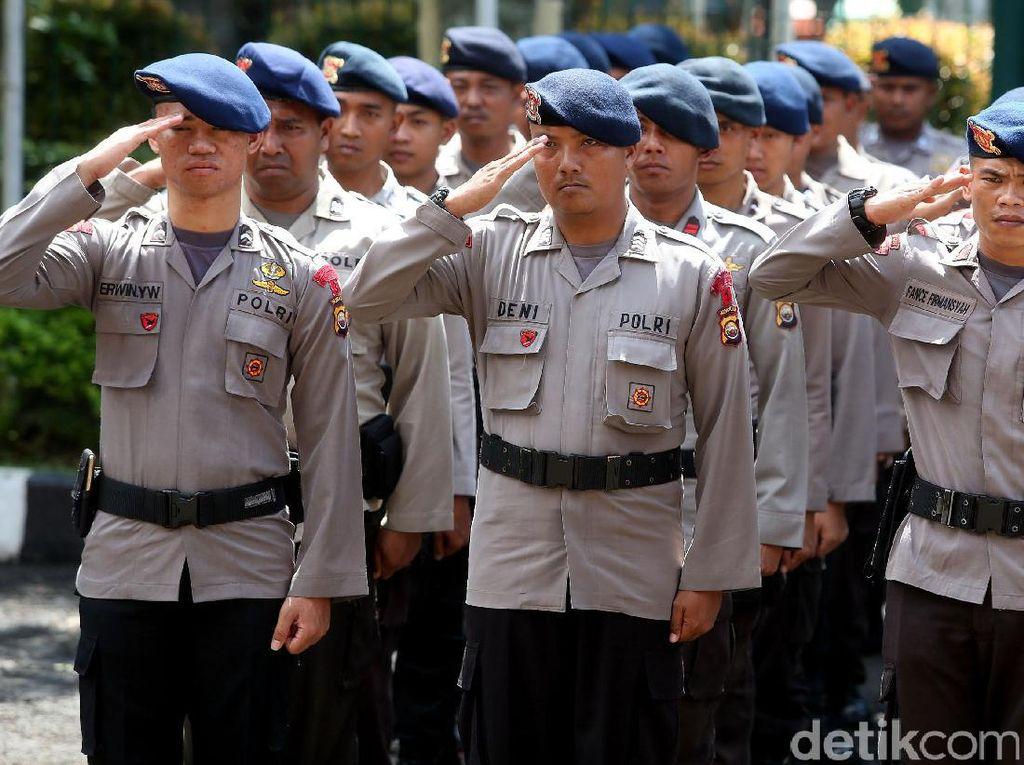 Video Jokowi Ingatkan Polri soal Ancaman Keamanan Jelang Pilkada 2020
