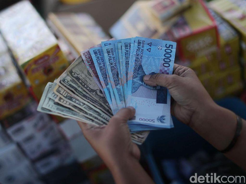 Rupiah Balik Tekan Dolar AS ke Rp 14.060 Pagi Ini