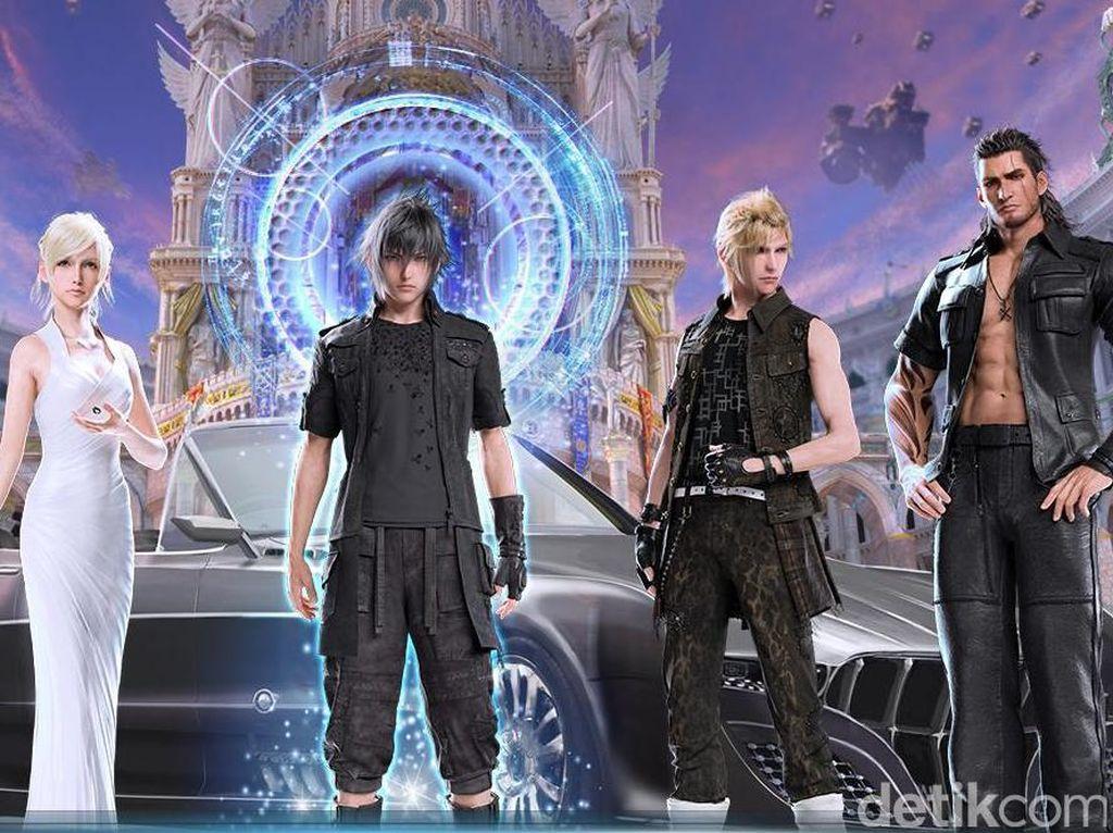 Game Final Fantasy Tak Lagi Anaktirikan PC