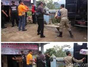 Pemkot Surabaya Kirim Makanan dan Relawan ke Longsor Ponorogo