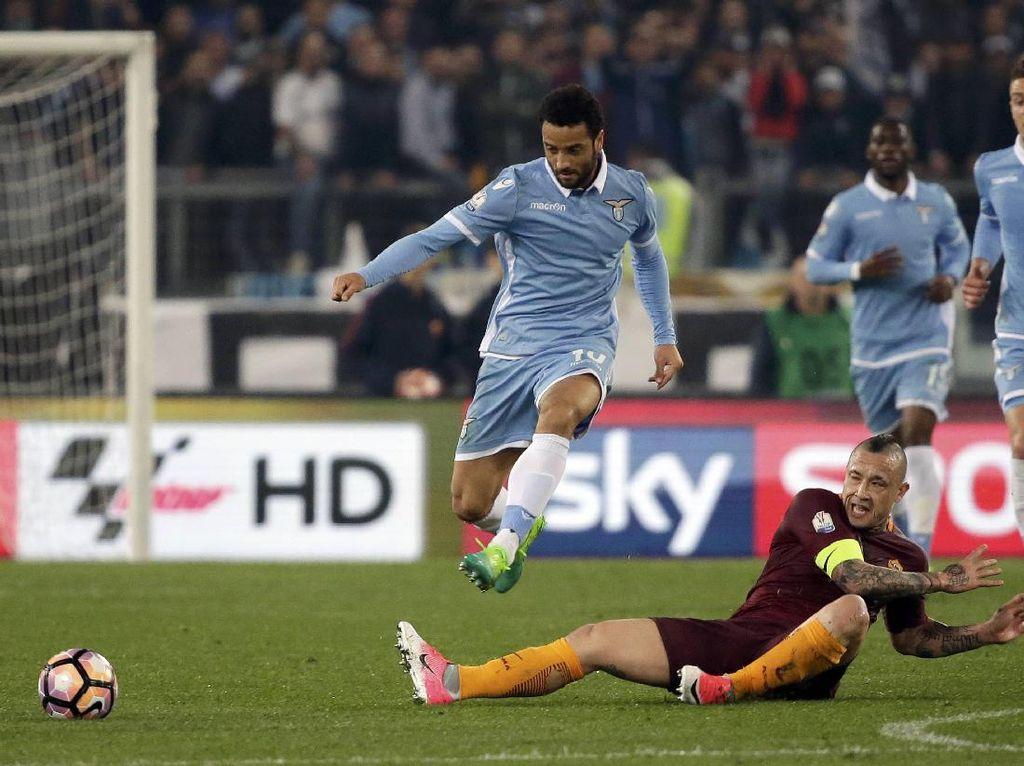 Roma Mengancam Laju Impresif Lazio