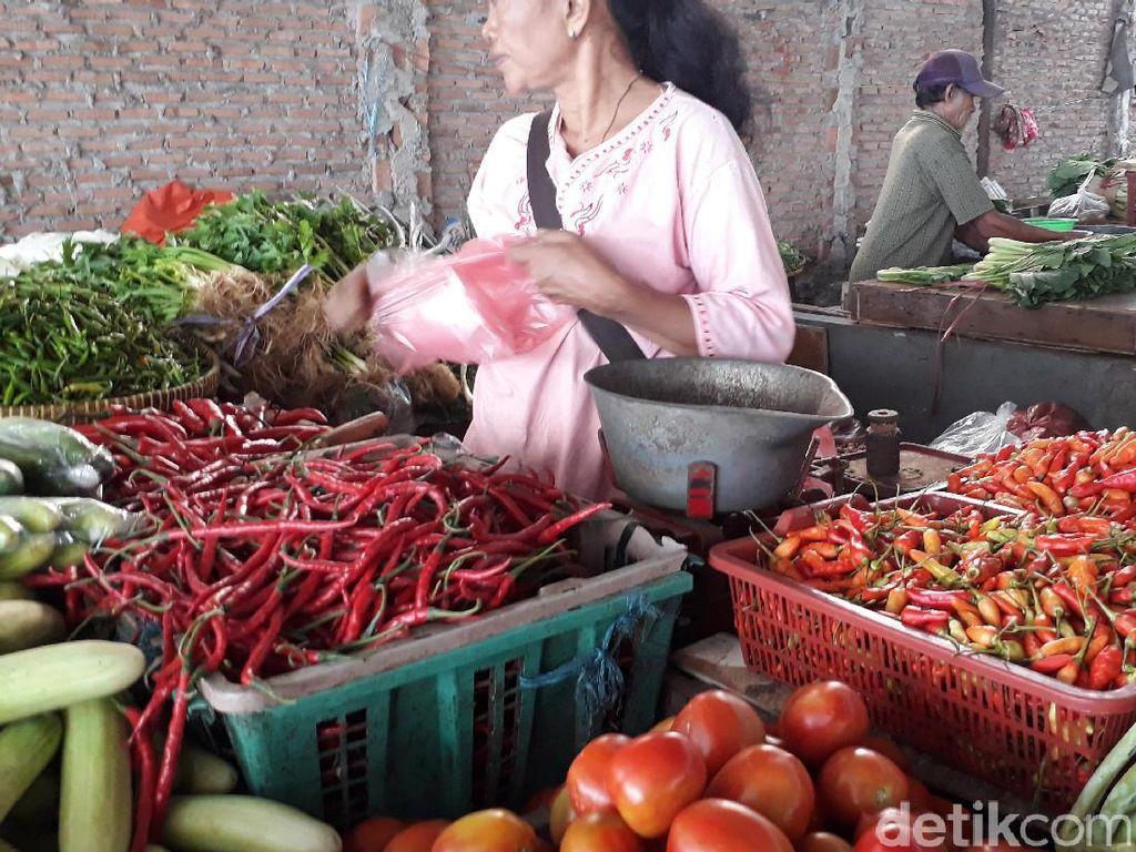 Harga Cabai Keriting di Sumatera Anjlok, Jadi Hanya Rp 2.000/Kg