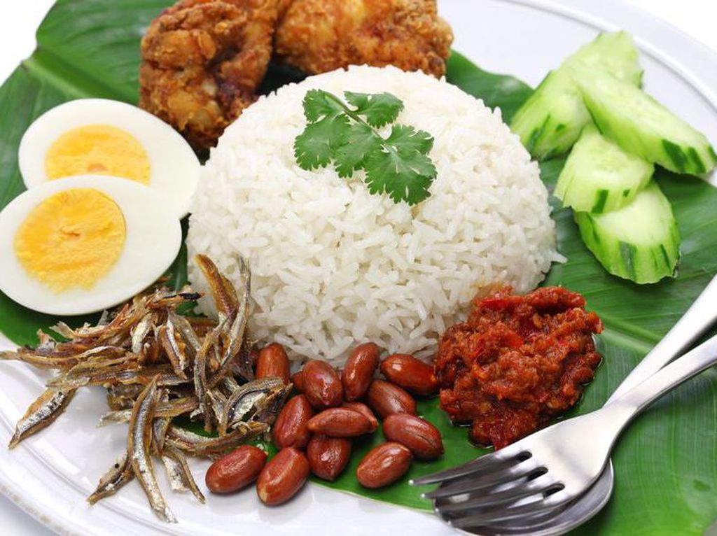 Ini 4 Tempat Makan Nasi Lemak Enak di Jakarta Selatan