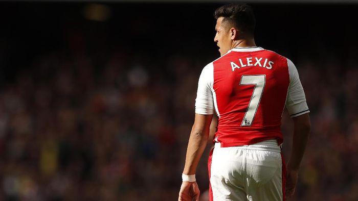 Penyerang Arsenal Alexis Sanchez (Foto: Action Images via Reuters / Carl Recine)