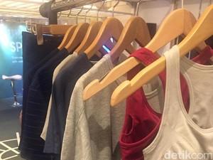 Uniqlo Hadirkan Baju Olahraga yang Cepat Kering Dari Keringat