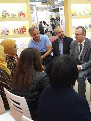 Ini Sejumlah Tawaran pada Indonesia di Bologna Childrens Book Fair