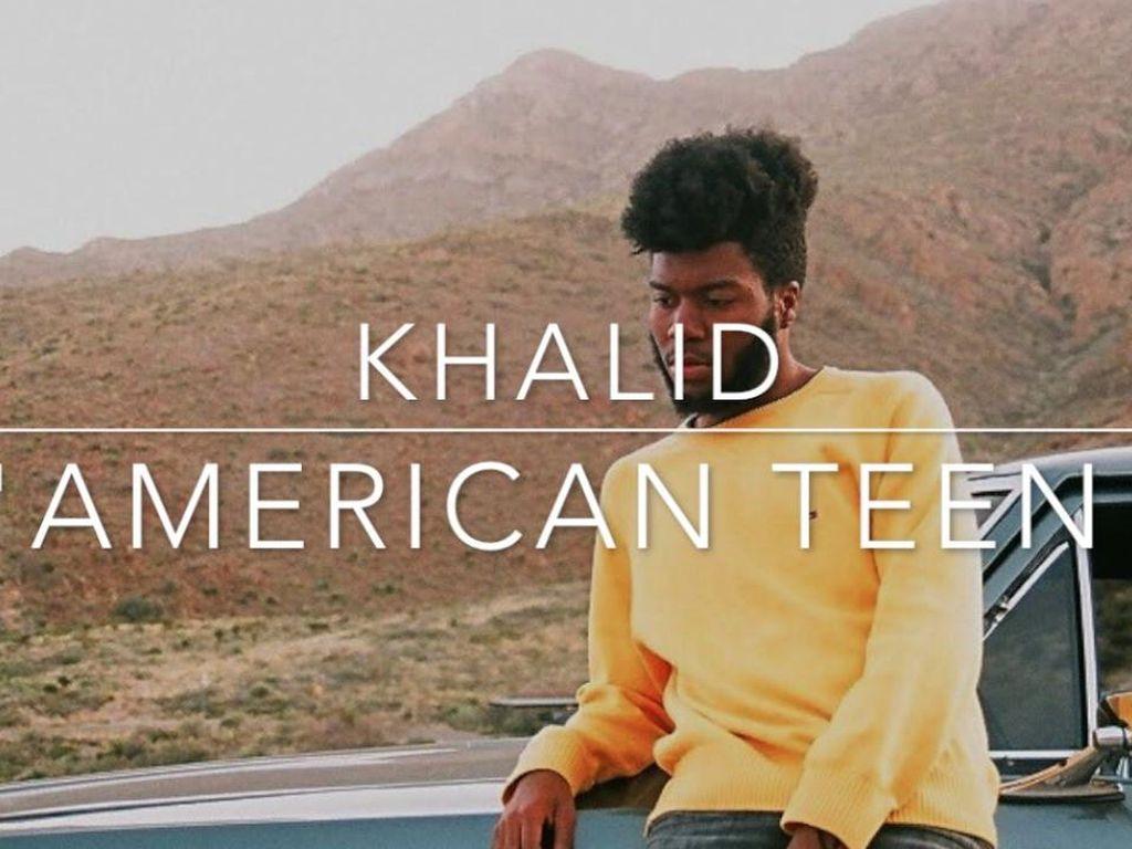 Album American Teen Khalid; Lagu Cinta Anak Muda dan Teknologi