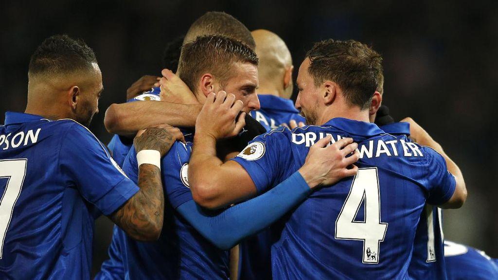 Leicester Benamkan Sunderland