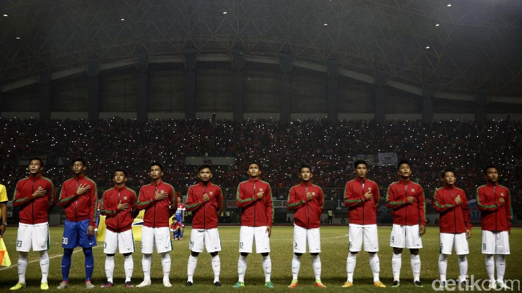 Indonesia Gagal Lolos ke Piala Asia U-23