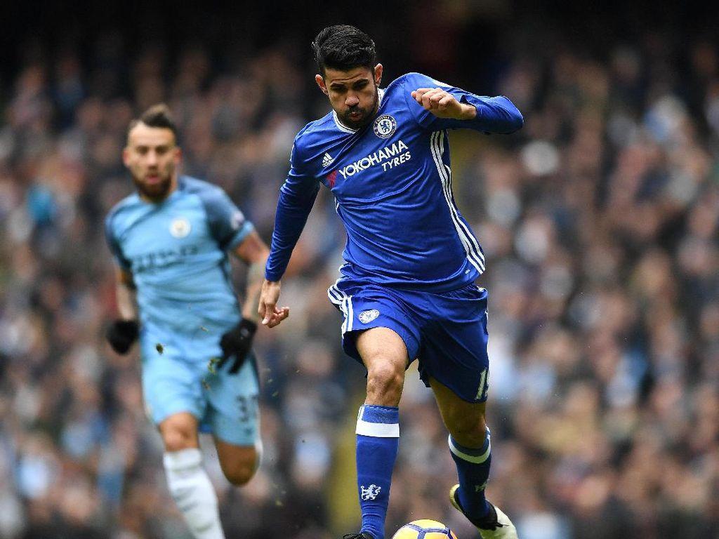Fenerbahce Menyerah Kejar Diego Costa