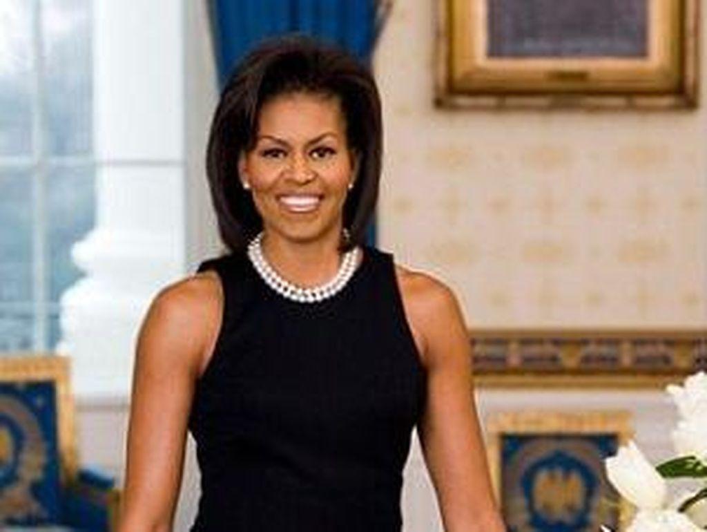Netflix Rilis Dokumenter Michelle Obama Bulan Mei