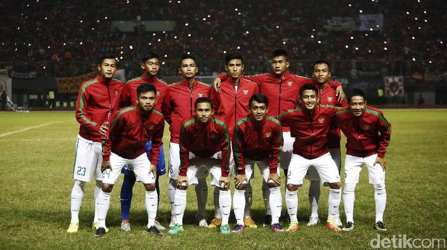 Timnas U-22 Sementara Unggul 3-0 Atas Mongolia