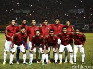Indonesia Cukur Mongolia 7-0