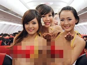 Maskapai Bikini Bakal Dilarang Terbang ke Thailand