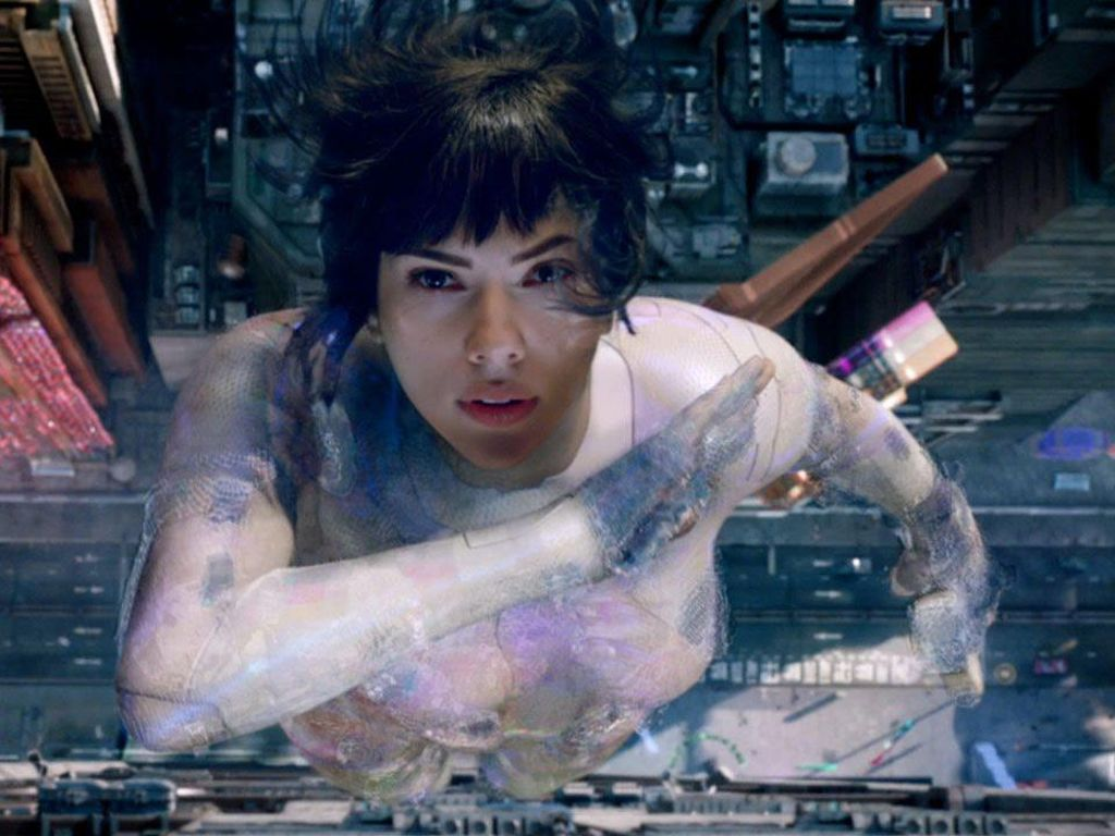 Sinopsis Ghost in the Shell, Dibintangi Scarlett Johansson