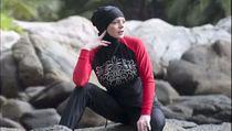 Pelajari Al Quran, Lindsay Lohan Pakai Burkini di Pantai