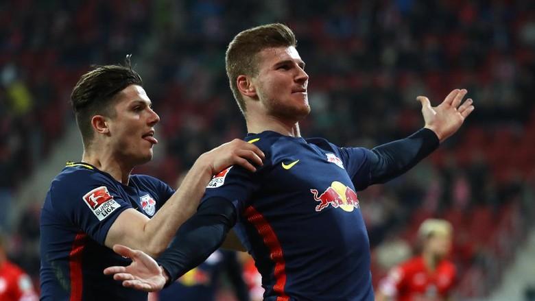 Leipzig Mantap di Posisi Kedua Usai Kalahkan Mainz