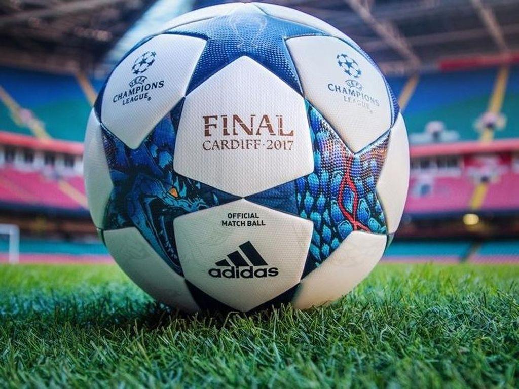 Bola Naga untuk Final Liga Champions
