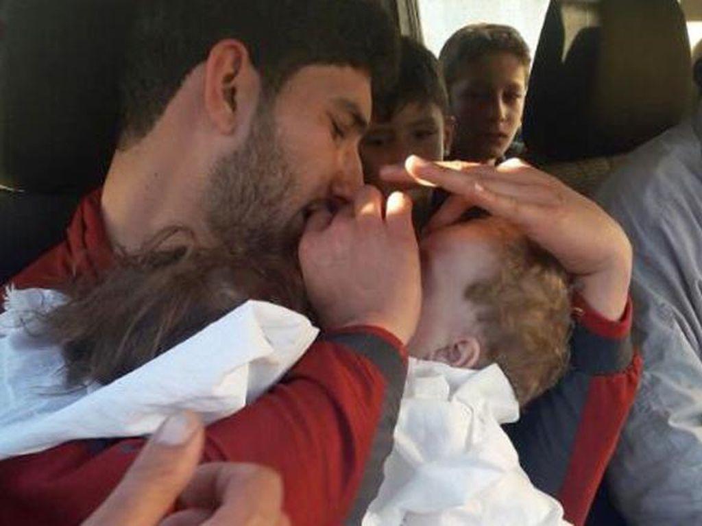 Rusia Kritik Laporan PBB yang Salahkan Assad Atas Serangan Gas Sarin