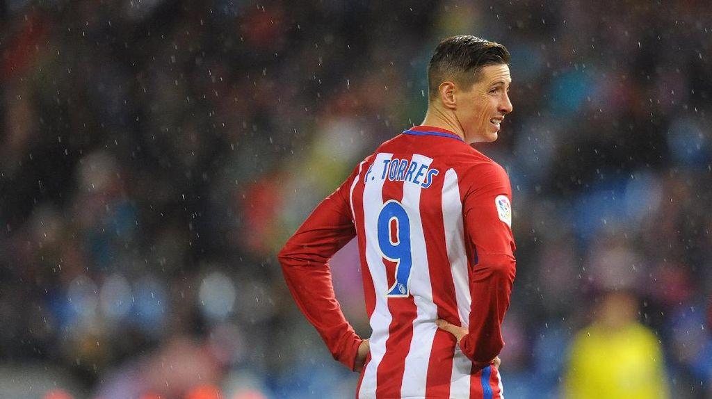 Sudah Sepantasnya Atletico Sodori Kontrak Seumur Hidup untuk Torres