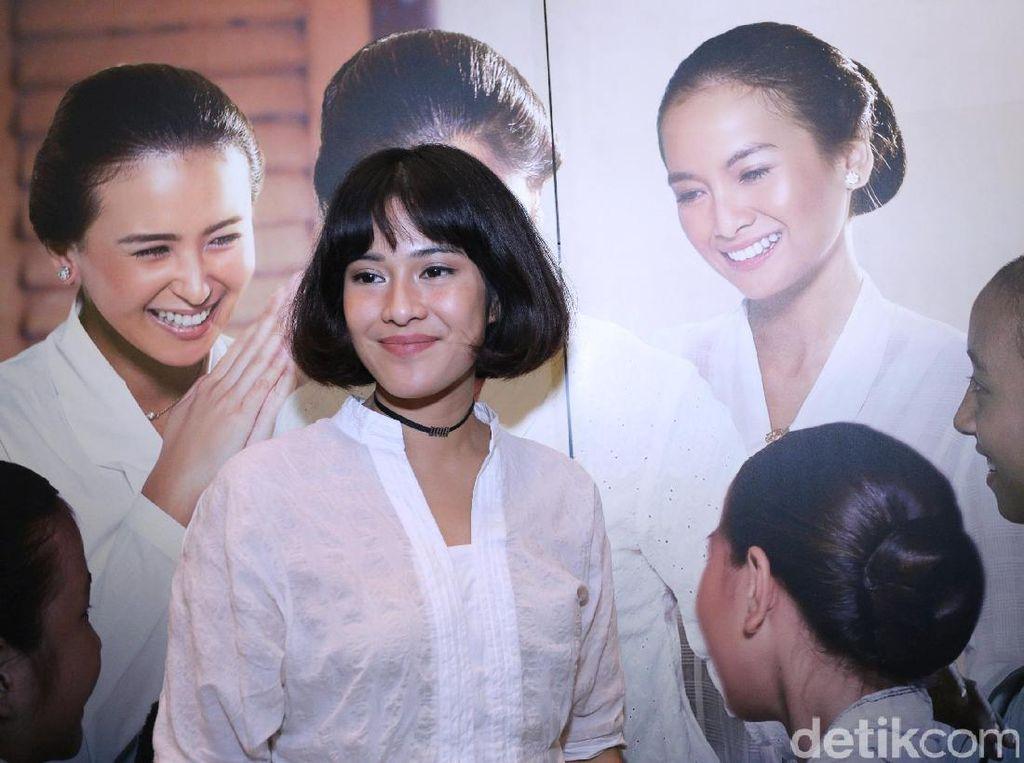 Dian Sastrowardoyo Penuh Emosi Perankan Kartini