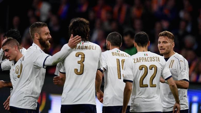 Italia Incar Juara Dunia di 2022