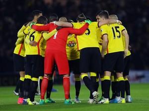Sambangi Spurs, Watford Krisis Pemain