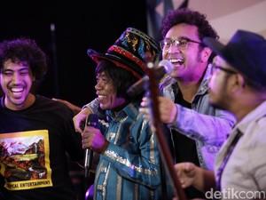 Berpesta Bersama Nidji di dHOT Music