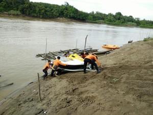 Sakit Step, Irawan Tenggelam Saat Mandi di Sungai Musi
