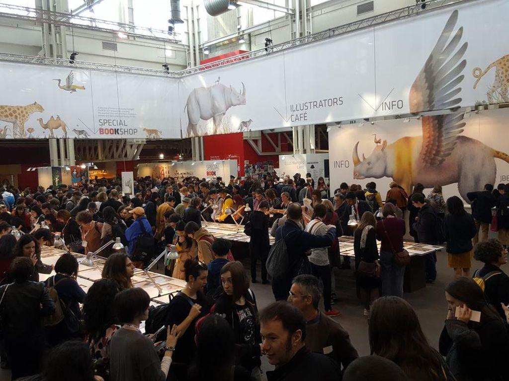 Giliran Bologna Childrens Book Fair 2020 Batal Digelar