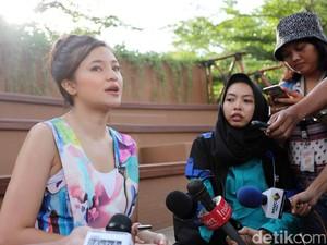 Syuting Bareng Ben Kasyafani, Marshanda Kebal Jadi Bahan Ledekan